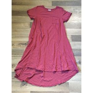 LulaRoe Carly Dress- Size M